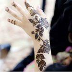 фото мехенди на руке от 10.03.2018 №097 - mehendi on hand - tattoo-photo.ru