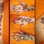 фото мехенди на руке от 10.03.2018 №107 - mehendi on hand - tattoo-photo.ru