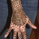 фото мехенди на руке от 10.03.2018 №109 - mehendi on hand - tattoo-photo.ru
