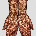 фото мехенди на руке от 10.03.2018 №114 - mehendi on hand - tattoo-photo.ru