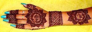 фото мехенди на руке от 10.03.2018 №115 - mehendi on hand - tattoo-photo.ru