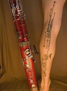 фото музыкальные тату от 08.03.2018 №036 - Musical Tattoos - tattoo-photo.ru