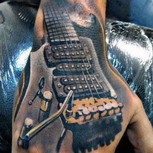 фото музыкальные тату от 08.03.2018 №108 - Musical Tattoos - tattoo-photo.ru