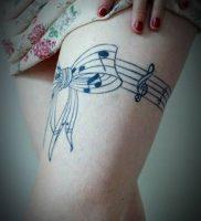 фото музыкальные тату от 08.03.2018 №116 — Musical Tattoos — tattoo-photo.ru