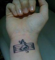 фото музыкальные тату от 08.03.2018 №120 — Musical Tattoos — tattoo-photo.ru