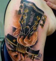 фото музыкальные тату от 08.03.2018 №124 — Musical Tattoos — tattoo-photo.ru