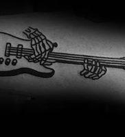 фото музыкальные тату от 08.03.2018 №127 — Musical Tattoos — tattoo-photo.ru