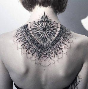фото тату Дотворк от 27.02.2018 №068 - Dotvork tattoo - tattoo-photo.ru