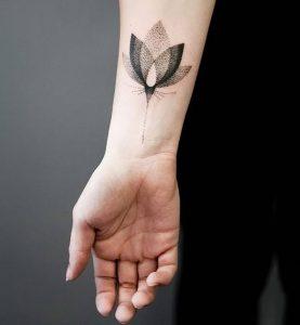 фото тату Дотворк от 27.02.2018 №077 - Dotvork tattoo - tattoo-photo.ru