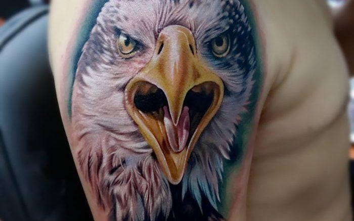 Эскизы тату орёл: варианты рисунков для тату, их значение и фото
