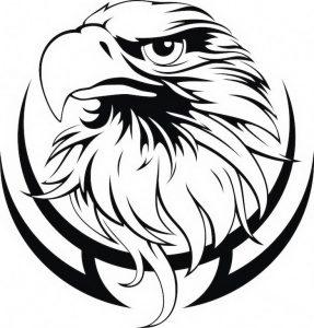 фото тату Орел от 10.03.2018 №059 - tattoo eagle - tattoo-photo.ru 26234