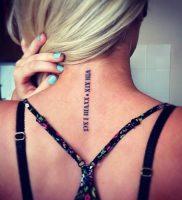 фото тату Римские цифры от 27.02.2018 №125 — tattoos Roman numerals — tattoo-photo.ru