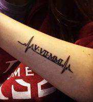 фото тату Римские цифры от 27.02.2018 №126 — tattoos Roman numerals — tattoo-photo.ru