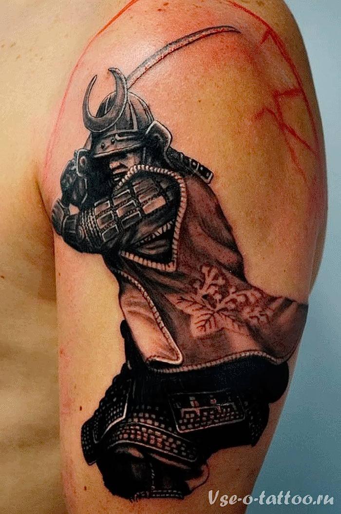 участвует свадебных фото татуировок с самураями этом обязательно