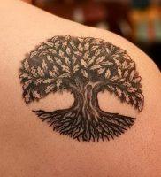 фото тату древо жизни от 09.01.2018 №112 — tattoo tree of life — tattoo-photo.ru