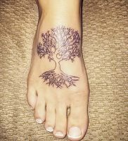 фото тату древо жизни от 09.01.2018 №114 — tattoo tree of life — tattoo-photo.ru