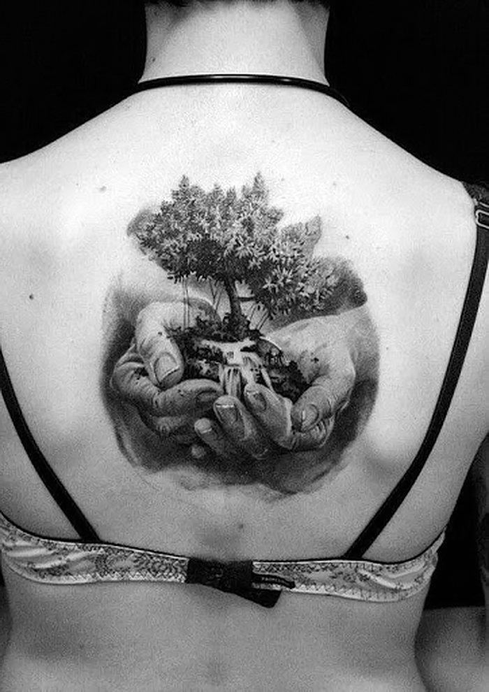Картинки татуировок жизни