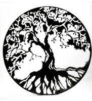 фото тату древо жизни от 09.01.2018 №120 — tattoo tree of life — tattoo-photo.ru