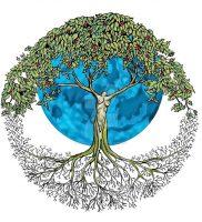 фото тату древо жизни от 09.01.2018 №123 — tattoo tree of life — tattoo-photo.ru