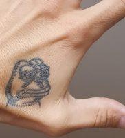 фото тату лягушка от 08.01.2018 №111 — tattoo frog — tattoo-photo.ru