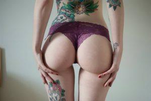 фото тату на ягодицах от 13.03.2018 №013 - tattoos on the buttocks - tattoo-photo.ru
