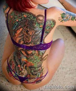фото тату на ягодицах от 13.03.2018 №077 - tattoos on the buttocks - tattoo-photo.ru
