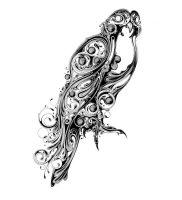 фото тату ястреб от 27.01.2018 №002 — tattoo hawk — tattoo-photo.ru