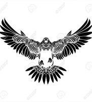 фото тату ястреб от 27.01.2018 №018 — tattoo hawk — tattoo-photo.ru