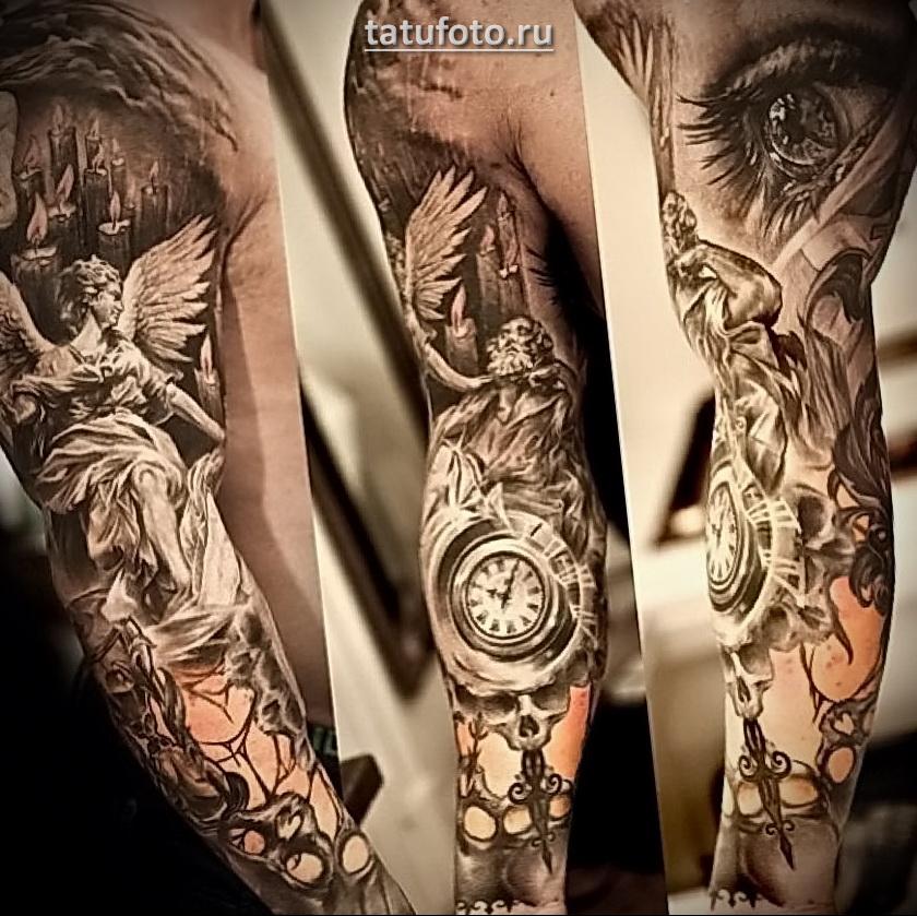 Татуировки как способ пиара успешных знаменитостей - фото 2