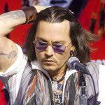 фото Тату Джонни Деппа от 15.04.2018 №006 - Tattoo Johnny Depp - tattoo-photo.ru