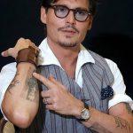 фото Тату Джонни Деппа от 15.04.2018 №007 - Tattoo Johnny Depp - tattoo-photo.ru