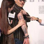 фото Тату Джонни Деппа от 15.04.2018 №015 - Tattoo Johnny Depp - tattoo-photo.ru