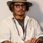 фото Тату Джонни Деппа от 15.04.2018 №017 - Tattoo Johnny Depp - tattoo-photo.ru