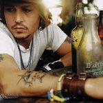 фото Тату Джонни Деппа от 15.04.2018 №028 - Tattoo Johnny Depp - tattoo-photo.ru