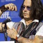 фото Тату Джонни Деппа от 15.04.2018 №049 - Tattoo Johnny Depp - tattoo-photo.ru