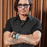 фото Тату Джонни Деппа от 15.04.2018 №052 - Tattoo Johnny Depp - tattoo-photo.ru