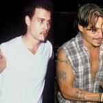 фото Тату Джонни Деппа от 15.04.2018 №062 - Tattoo Johnny Depp - tattoo-photo.ru