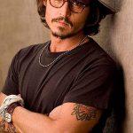 фото Тату Джонни Деппа от 15.04.2018 №063 - Tattoo Johnny Depp - tattoo-photo.ru