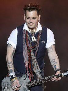 фото Тату Джонни Деппа от 15.04.2018 №068 - Tattoo Johnny Depp - tattoo-photo.ru