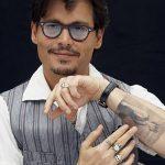 фото Тату Джонни Деппа от 15.04.2018 №071 - Tattoo Johnny Depp - tattoo-photo.ru