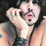 фото Тату Джонни Деппа от 15.04.2018 №072 - Tattoo Johnny Depp - tattoo-photo.ru