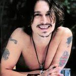 фото Тату Джонни Деппа от 15.04.2018 №074 - Tattoo Johnny Depp - tattoo-photo.ru
