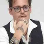 фото Тату Джонни Деппа от 15.04.2018 №079 - Tattoo Johnny Depp - tattoo-photo.ru
