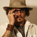 фото Тату Джонни Деппа от 15.04.2018 №085 - Tattoo Johnny Depp - tattoo-photo.ru