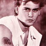 фото Тату Джонни Деппа от 15.04.2018 №093 - Tattoo Johnny Depp - tattoo-photo.ru