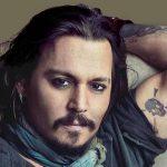 фото Тату Джонни Деппа от 15.04.2018 №095 - Tattoo Johnny Depp - tattoo-photo.ru