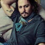 фото Тату Джонни Деппа от 15.04.2018 №096 - Tattoo Johnny Depp - tattoo-photo.ru