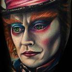 фото Тату Джонни Деппа от 15.04.2018 №098 - Tattoo Johnny Depp - tattoo-photo.ru