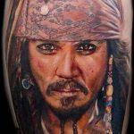 фото Тату Джонни Деппа от 15.04.2018 №101 - Tattoo Johnny Depp - tattoo-photo.ru