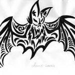 фото Эскизы тату летучая мышь от 11.04.2018 №027 - Sketches bat tattoo - tattoo-photo.ru
